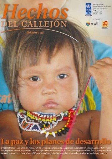 Descargue la revista número 32 - Programa de las Naciones Unidas ...