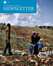 NEWSLETTER - Gerusalemme