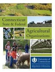 State & Federal Agricultural Organizations - Cooperative Extension ...
