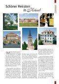 Schöner Heiraten Kassel - Hochzeitsmagazin Kassel - Seite 3