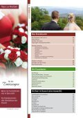 Schöner Heiraten Kassel - Hochzeitsmagazin Kassel - Seite 6