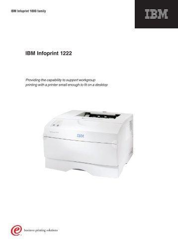 Infoprint Color 1567 manual