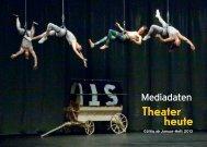 Theater heute 2013 - Kultiversum