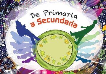 Cuadernillo de Primaria a Secundaria. - Sepdf.gob.mx