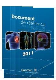 Document de référence Document de référence - Guerbet