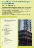 Prosjektering av samvirkekonstruksjoner av stål og betong - Page 3