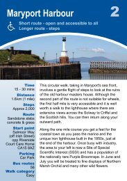 Maryport Harbour in PDF format - Allerdale Borough Council