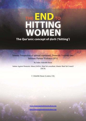 The-End-to-Hitting-Women-Imam-Abdullah-Hasan
