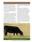 """Green and Brown"" Grazing Strategy - Page 7"