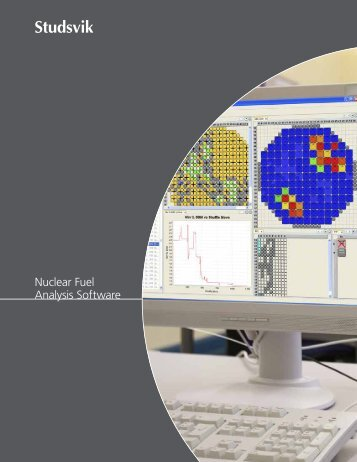 Nuclear Fuel Analysis Software - Studsvik