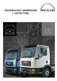 TRUCKNOLOGY® GENERATION L i M (TGL/TGM) - MANTED