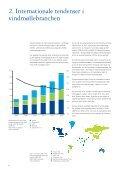 Analyse af leverandører til vindmøllebranchen Markedsnyt 2009 - Page 6