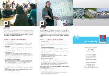 Schule trifft Arbeitswelt - Heinrich Strunz GmbH