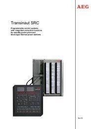 Transinaut SRC - AEG Industrial Engineering