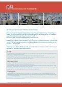 mikrochirurgischer aufbaukurs - MAZ - mikrochirurgisches ... - Seite 2