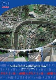 Bezbariérové a přístupové trasy - Statutární město Ústí nad Labem