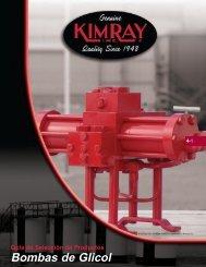 Bombas de Glicol - Home | Kimray Mobile - Kimray, Inc.