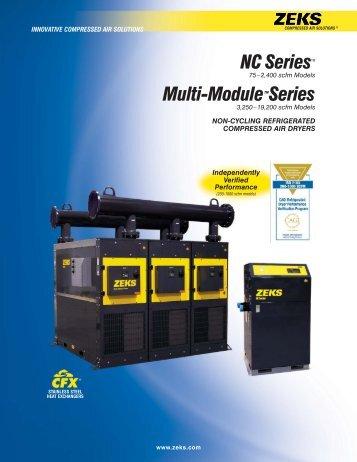 NC SeriesTM - ZEKS Compressed Air Solutions