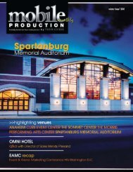 volume 1 issue 7 2008 - Mobile Production Pro