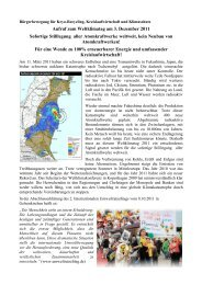 aufruf weltklimatag 2011.pdf - Alternative Kommunalpolitik