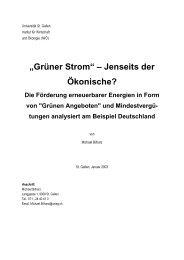 """""""Grüner Strom"""" – Jenseits der Ökonische? - Keypointer.de"""