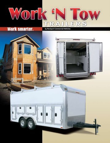 TRAILERS - Rockport Commercial Vehicles