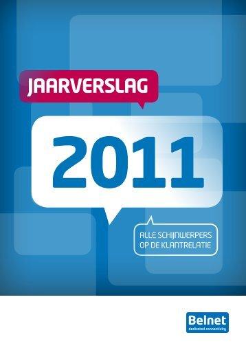 Jaarverslag 2011 - Belnet