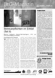 BtG 25_ohne Beschnitt - GeBeN - Gesetzliche ehrenamtliche ...