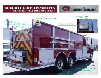 officers side view - General Fire Apparatus
