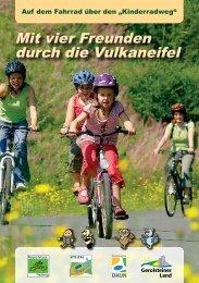 S ch o n m alin einem - Kinderradweg