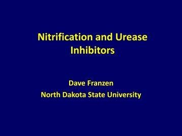 Nitrification and Urease Inhibitors - Indiana CCA Program