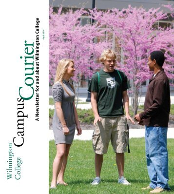 April 2010 - Wilmington College