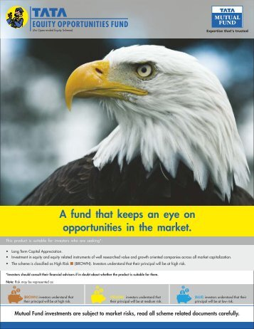 TEOF_1 Pager_July 2013.cdr - Tata Mutual Fund
