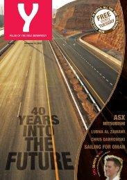 Y - Issue 149 - December 14, 2010 - Y-oman.com