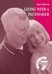 H6 Living with a pacemaker - Chest Heart & Stroke Scotland