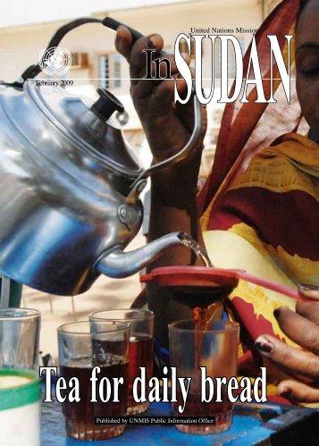 Sudan. - UNMIS