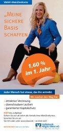 Flyer Mein Zinskonto 10 10