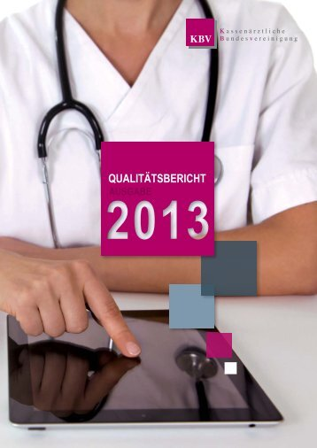 Qualitätsbericht 2013 (Daten von 2012) - Sindbad