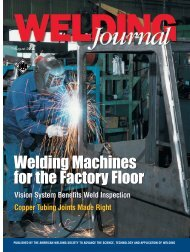 Welding Machines for the Factory Floor Welding Machines - Copper ...