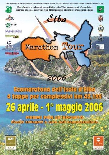 26 aprile - 1° maggio 2006 - Runners.it