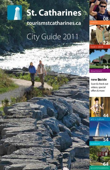 City Guide 2011 - City of St.Catharines