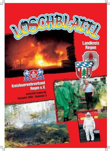 Landkreis Regen Landkreis Regen - Kreisfeuerwehrverband ...