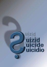 Flyer für Hinterbliebene nach Suizid (PDF) - Kirche + Jugend