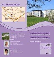 Case Management - Diakoniekrankenhaus Chemnitzer Land