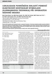 Otevřít - Neurologie pro praxi