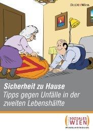 Sicherheit zu Hause Tipps gegen Unfälle in der zweiten ... - KfV