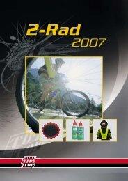 Zweiradsortiment-Katalog Rema TipTop - Kinderfahrrad