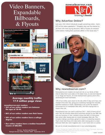 Video Banners, Expandable Billboards, & Flyouts - The News ...