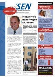 Netværket baner vejen til jobbet - Senior Erhverv Danmark