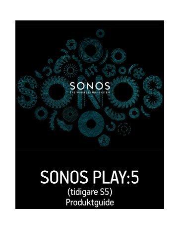 sonos play:5 - Almando